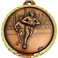 Mens Rugby Medals